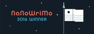 k.i. borrowman nanowrimo winner 2016